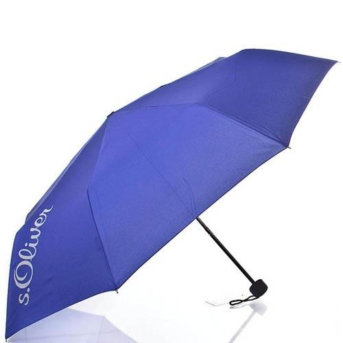 Зонт механический Doppler S.Oliver Fruit Blue, фото