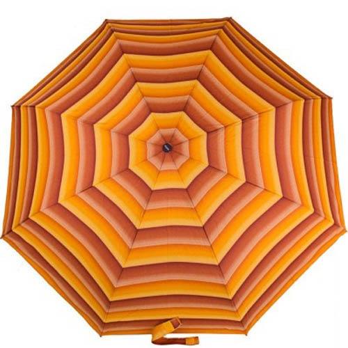 Зонт автомат Doppler модель 7441465ST женский оранжевый с желтым, фото