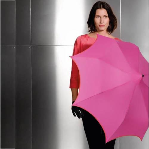 Зонт-автомат Doppler женский модель 744863 малиновый, фото
