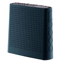 Блок для ножей Bodum Bistro черного цвета, фото