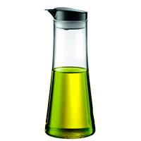 Емкость для масла и уксуса Bodum Bistro с крышкой черного цвета 0,5л, фото