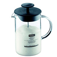Взбиватель молока Bodum Latteo с ручным управлением 0,25л, фото