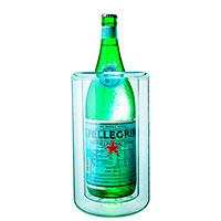 Охладитель для вина Bodum Kira из прозрачного пластика, фото