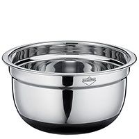 Миска Küchenprofi Kitchen Utensils серебристого цвета 16см, фото
