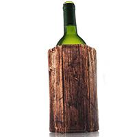 Охладитель Vacu Vin Wood для бутылки вина , фото