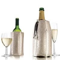 Набор охладителей Vacu Vin Platinum для вина и шампанского, фото