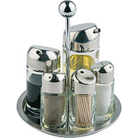 Емкости APS Coffee Basket для специй с подставкой 16х20см, фото
