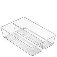 Органайзер InterDesign Linus для столовых приборов 30,5х20,3х7,6 см, фото