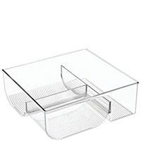 Органайзер InterDesign Binz для посуды 29,1х27,6х10,3см, фото