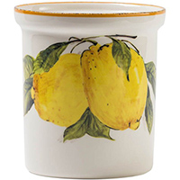 Подставка для кухонных приборов Bizzirri Лимоны, фото