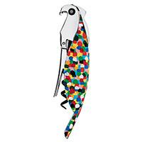 Штопор сомелье Parrot Alessi в форме попугая, фото