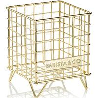 Корзина Barista & Co Beautifully 13,5х13,5х6,5см для кофе в капсулах, фото