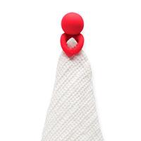 Держатель для полотенец Monkey Business Modesto красный, фото
