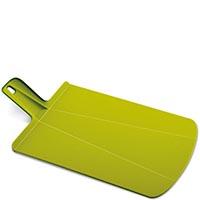 Большая разделочная доска Joseph Joseph Chop2Pot зеленого цвета, фото