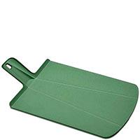 Разделочная доска Joseph Joseph Chop2pot зеленого цвета 38,5x22x7,3см, фото