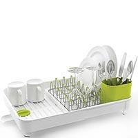 Сушилка белого цвета Joseph Joseph Extend для посуды, фото