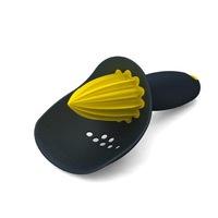 Соковыжималка для цитрусовых ручная Joseph Joseph Kitchen Tools черная, фото