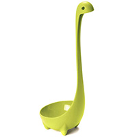 Зеленый половник OTOTO Nessie, фото