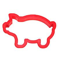 Форма для бутербродов Peleg Design Piggy Party Animals, фото