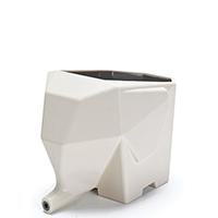 Сушилка для столовых приборов Peleg Design Jumbo белая, фото