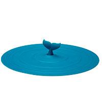 Cиликоновая крышка Peleg Design Moby Lid универсальная, фото