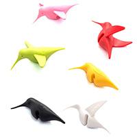 Набор маркеров-колибри для бокалов Qualy Humming Bird Mark, фото