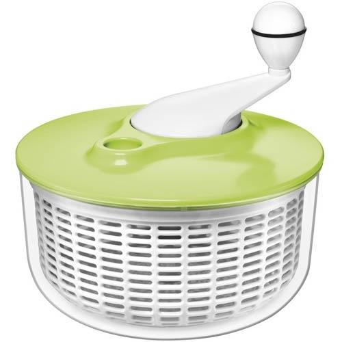 Сушка Silit Kitchen Utensils бело-зеленая для салата и зелени, фото