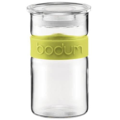 Банка для продуктов Bodum Presso зеленая 0.25 л, фото