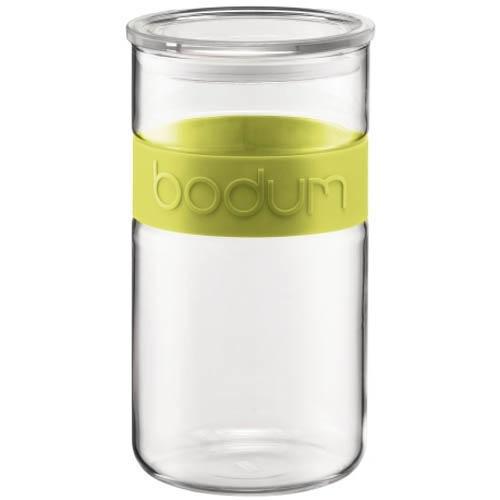 Банка для продуктов Bodum Presso зеленая 2 л, фото