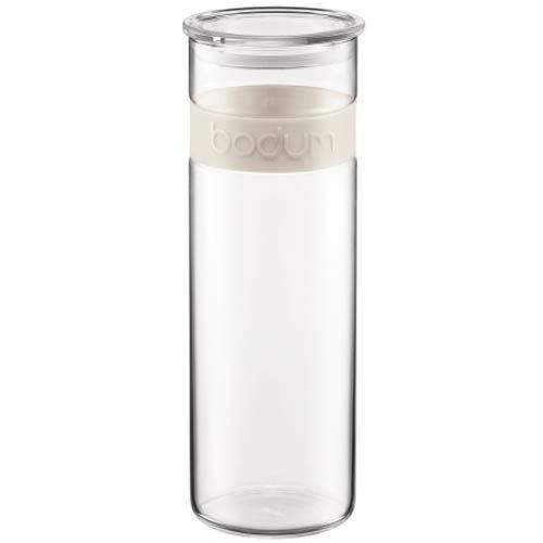 Банка для продуктов Bodum Presso белая 1.9 л, фото