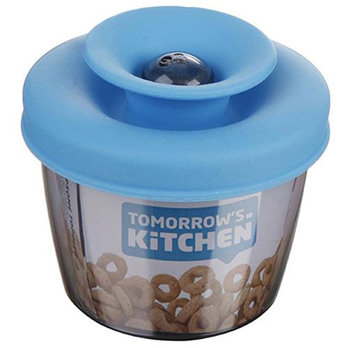 Дозатор для завтрака Vacu Vin PopSome голубого цвета, фото