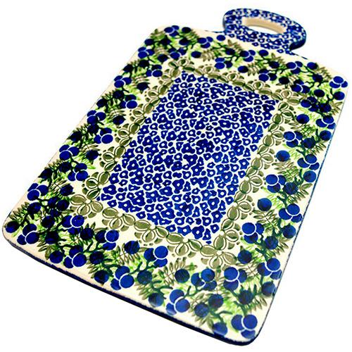Доска разделочная Ceramika Artystyczna Ягодная поляна, фото