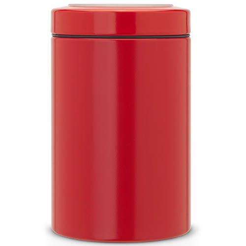 Емкость для хранения Brabantia красная , фото