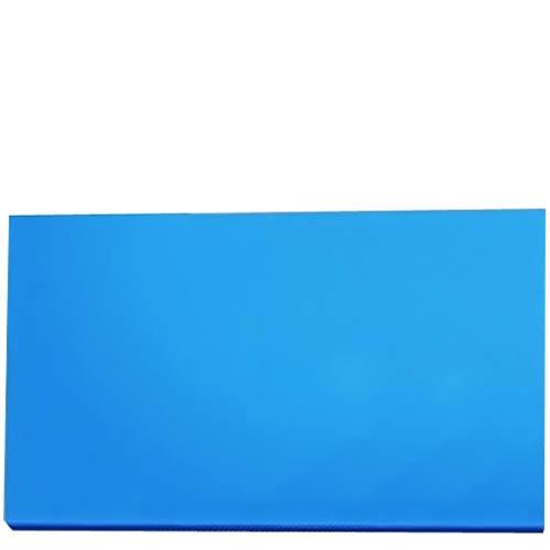 Разделочная доска De Buyer Utensils голубая 60x40 см, фото