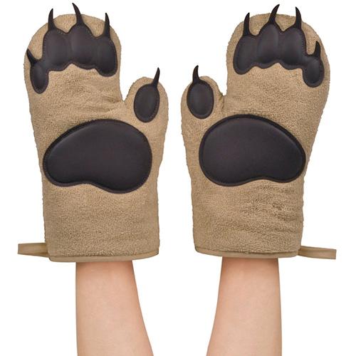 Набор прихваток для горячего Fred and Friends Bear Hands, фото