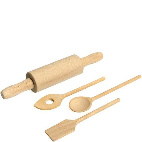 Набор аксессуаров для выпечки Kaiser Backform Bake And Play детский из бука, фото
