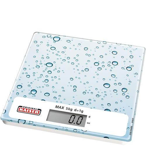 Весы кухонные Kaiser Backform Patisserie электронные, фото