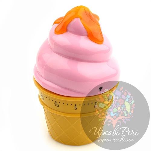 Таймер «Мороженное рожок» на 60 минут, фото