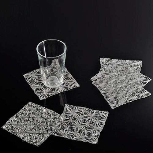 Подставка под чашку Metalace с ажуром Flower Shades, фото
