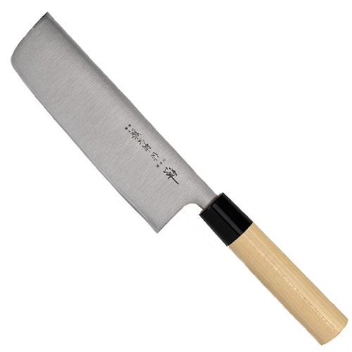 Японский нож Nakiri Tojiro Zen с лезвием 16,5см, фото
