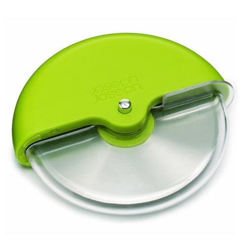 Нож для пиццы Josepf Josepf Scoot Pizza зеленый, фото