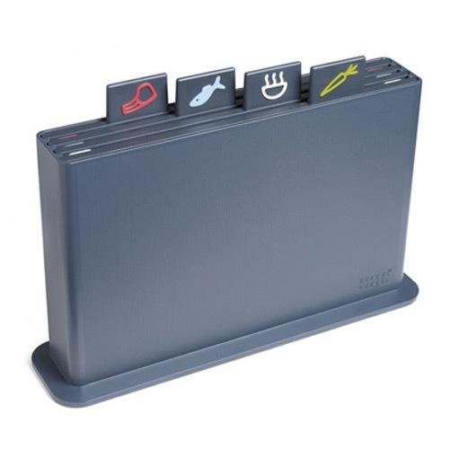 Набор досок в футляре темно-серый Index Advance, фото