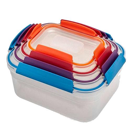 Набор контейнеров пищевых Joseph Joseph Nest 4пр, фото