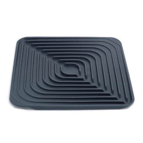 Сушилка для посуды Joseph Joseph Draining Mat черная, фото