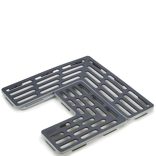 Решетка-трансформер Joseph Joseph Edge серого цвета, фото