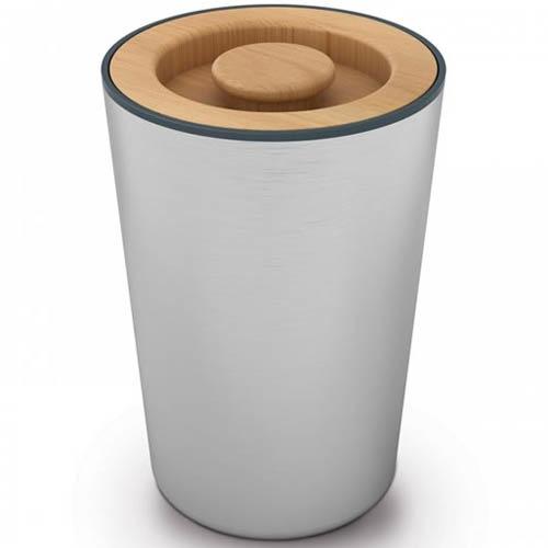 Емкость для хранения продуктов Joseph Joseph 100 Collection 1 литр металлическая, фото