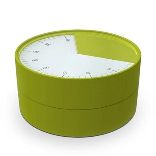 Кухонный таймер Josepf Josepf Pie Timer зеленый, фото