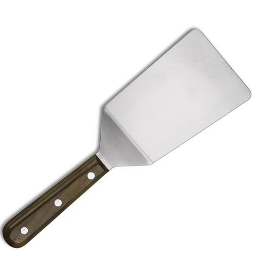 Лопатка Victorinox стальная с деревянной ручкой, фото