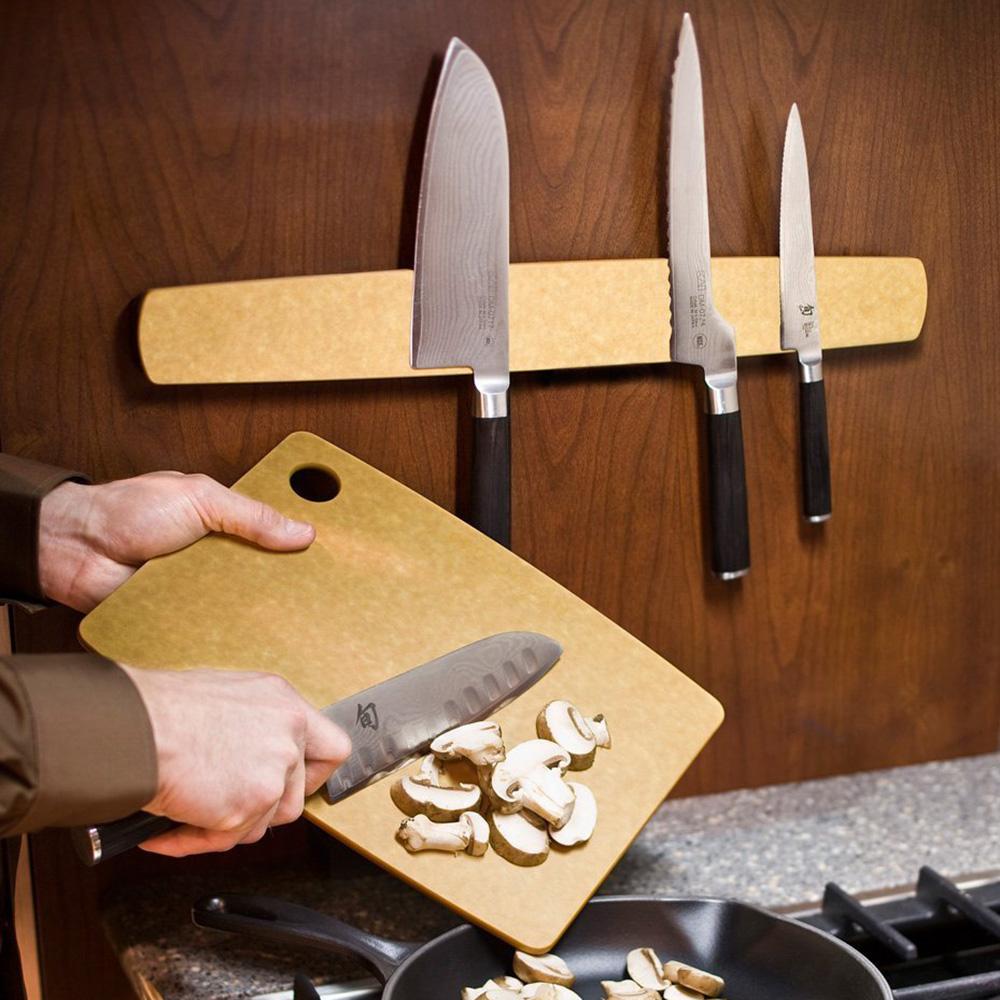 Доска разделочная Epicurean Kitchen бежевого цвета 30,5х22,8см