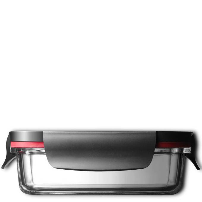 Емкость Silit Storio 1.4 л термостойкая стеклянная с крышкой
